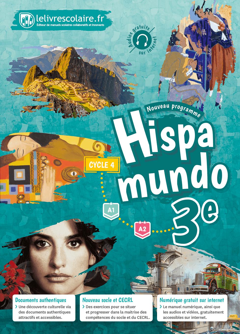 Communauté du manuel Espagnol 3e 2017