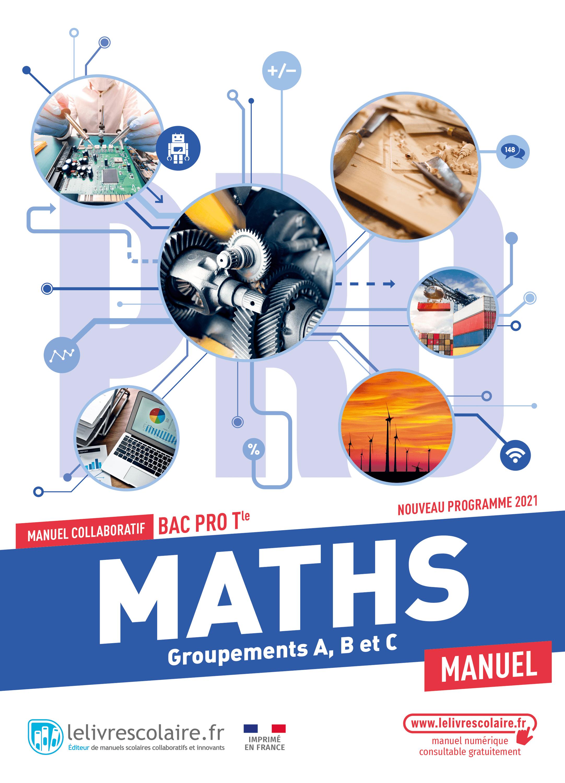 Communauté du manuel Mathématiques Terminale Bac Pro - Manuel 2021