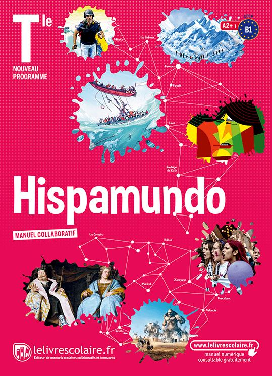 Couverture du manuel scolaire : Espagnol Terminale