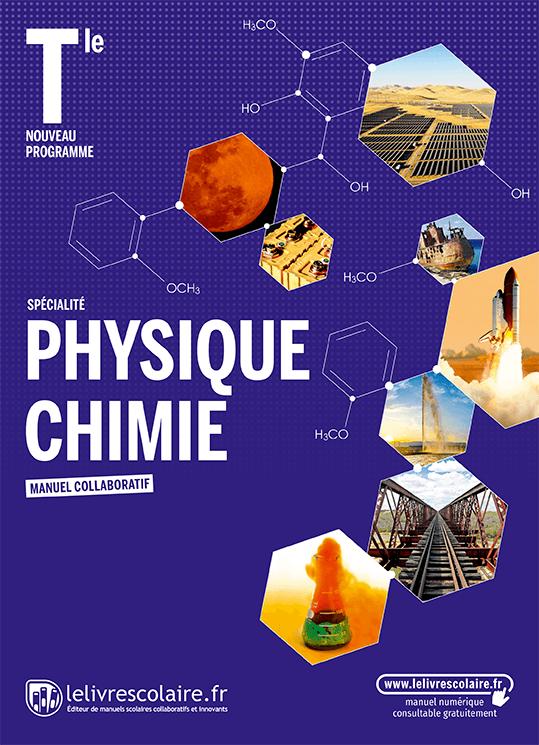 Couverture live Physique-Chimie Terminale