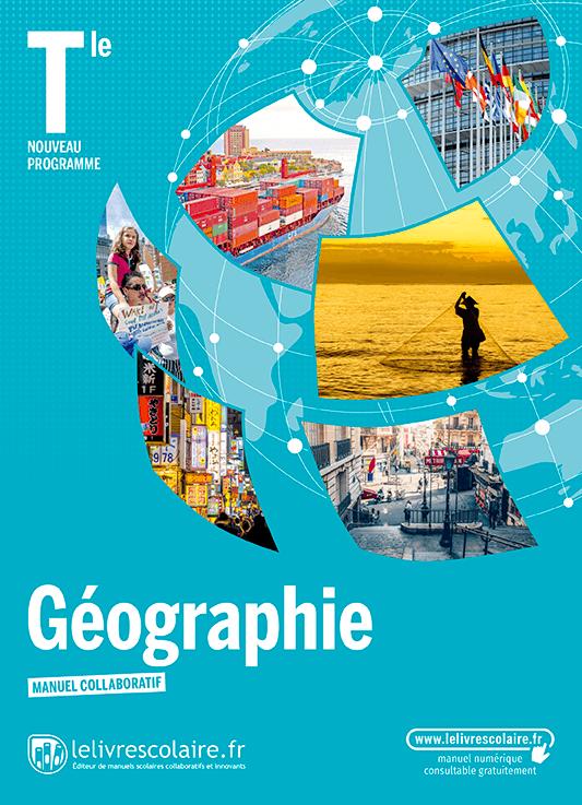 Couverture livre Géographie Terminale
