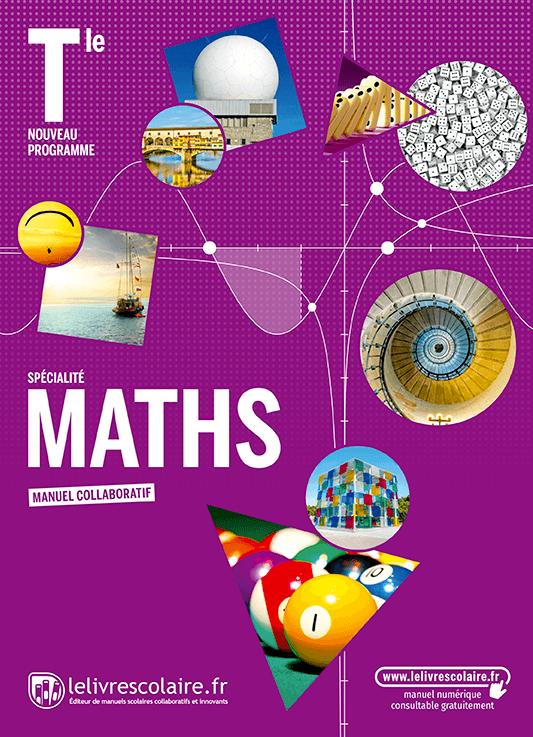 Couverture livre Mathématiques Spécialité Terminale