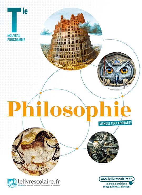 Couverture livre Philosophie Terminale