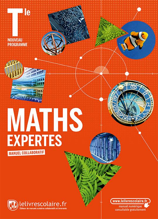 Couverture livre Mathématiques Expertes Terminale