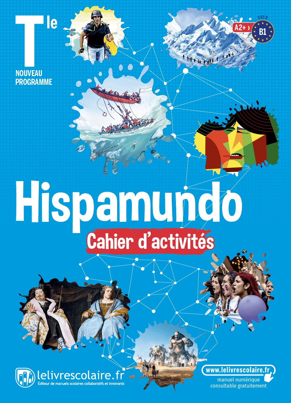 Couverture du manuel scolaire : Espagnol Terminale - Cahier d'activités