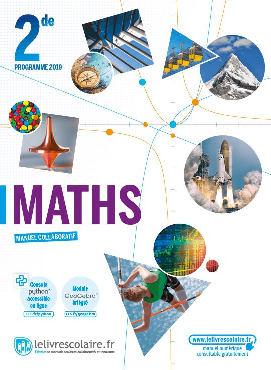 Couverture Mathématiques 2de