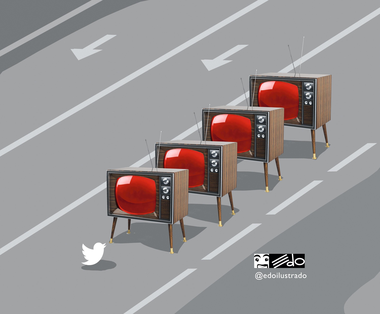 Logo Redes sociales, ¿la nueva lucha armada?