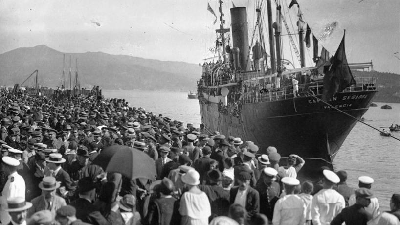 Logo Inmigración: ¿suma o resta?