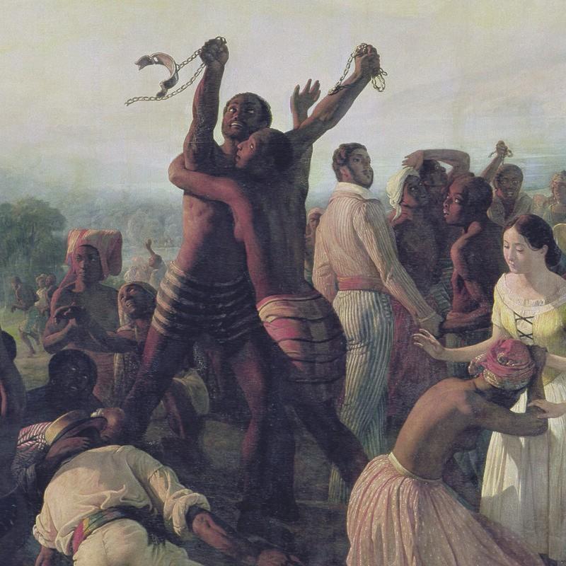 Logo Esclavage et colonisation