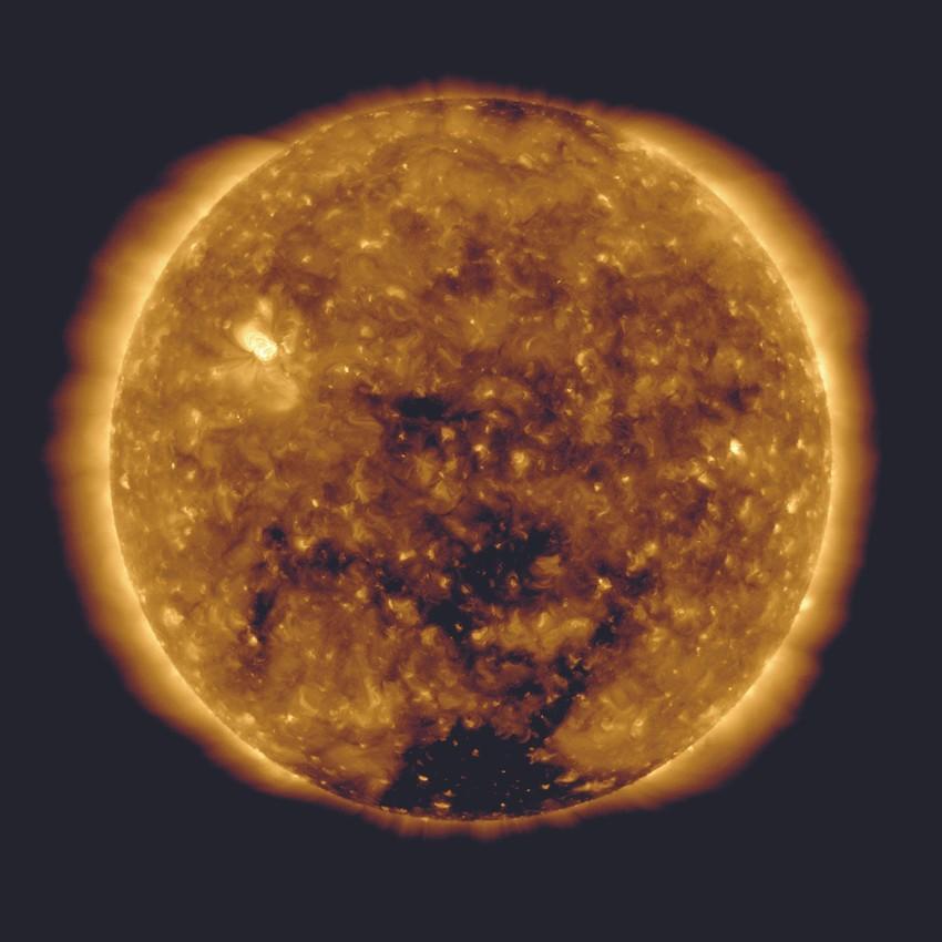 Logo Le rayonnement solaire