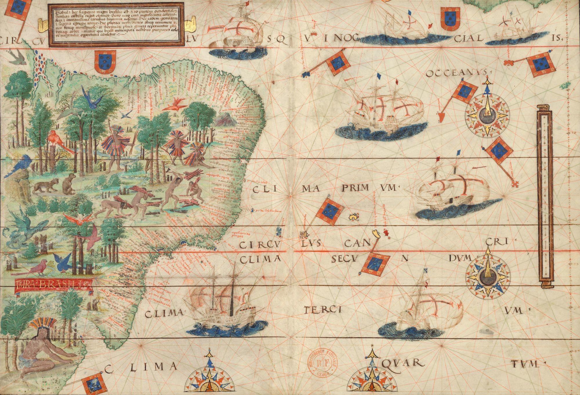 Logo L'ouverture atlantique : les conséquences des « grandes découvertes »