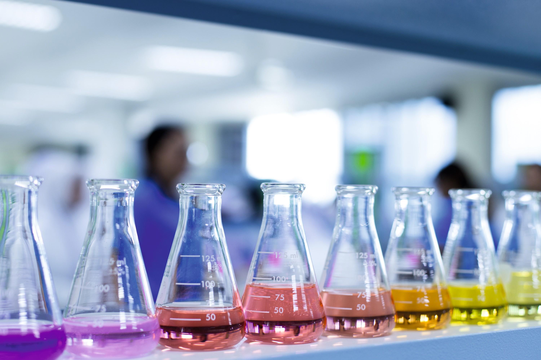 Logo Composition chimique des solutions