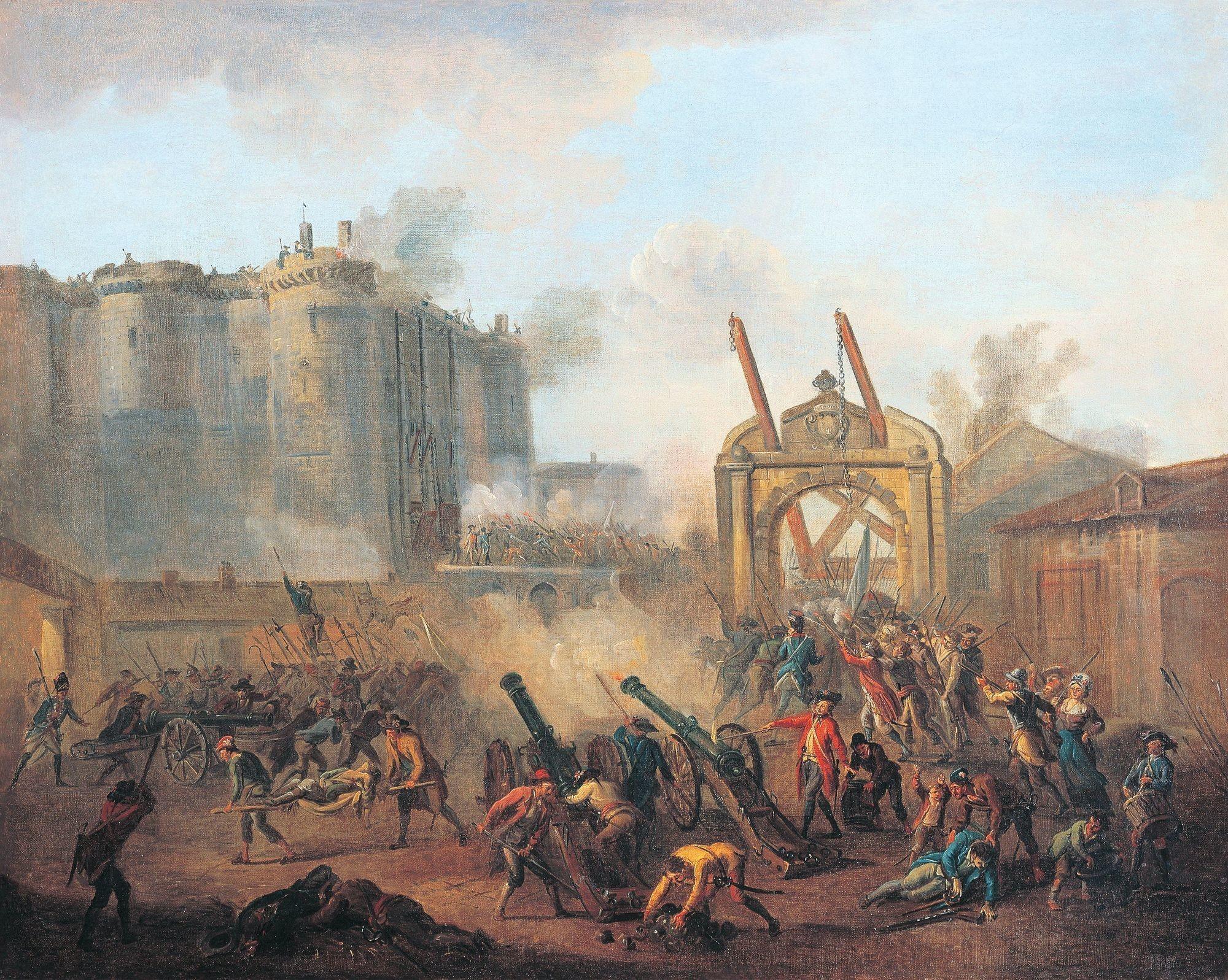 Logo La Révolution française et l'Empire : une nouvelle conception de la nation
