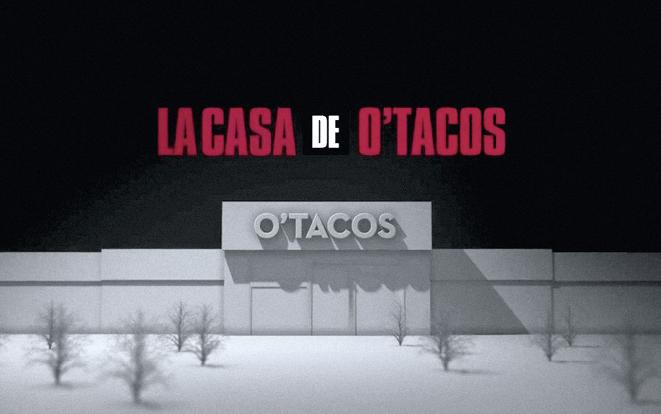 Publicidad La casa de 0'Tacos, 2018