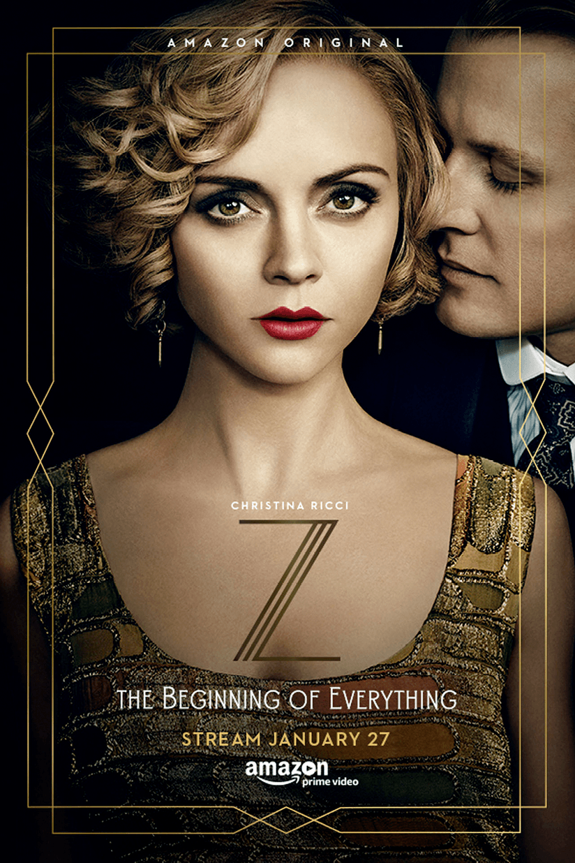 Z: The Beginning of Everything movie poster