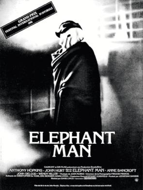 David Lynch, Elephant man