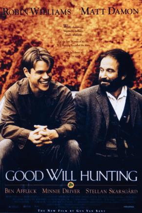 Gus Van Sant, <i>Will Hunting</i>
