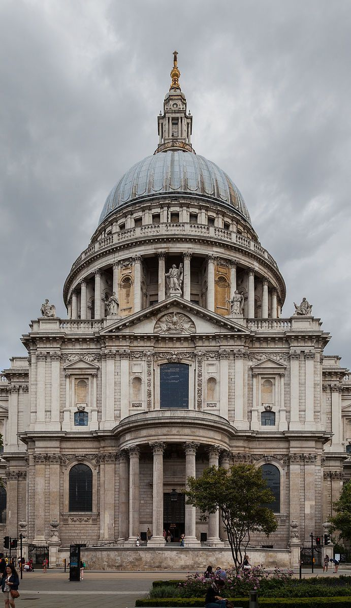 Saint Paul, Angleterre