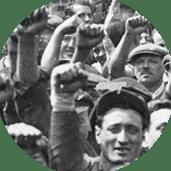 Juin 1936 : les accords Matignon, SZ photo Scherl