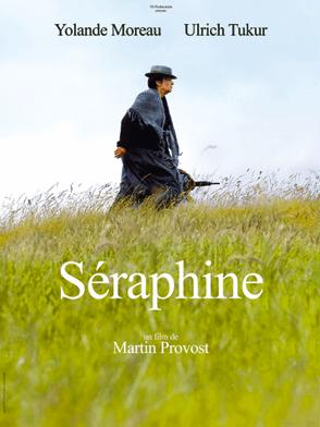 Affiche du film Séraphine