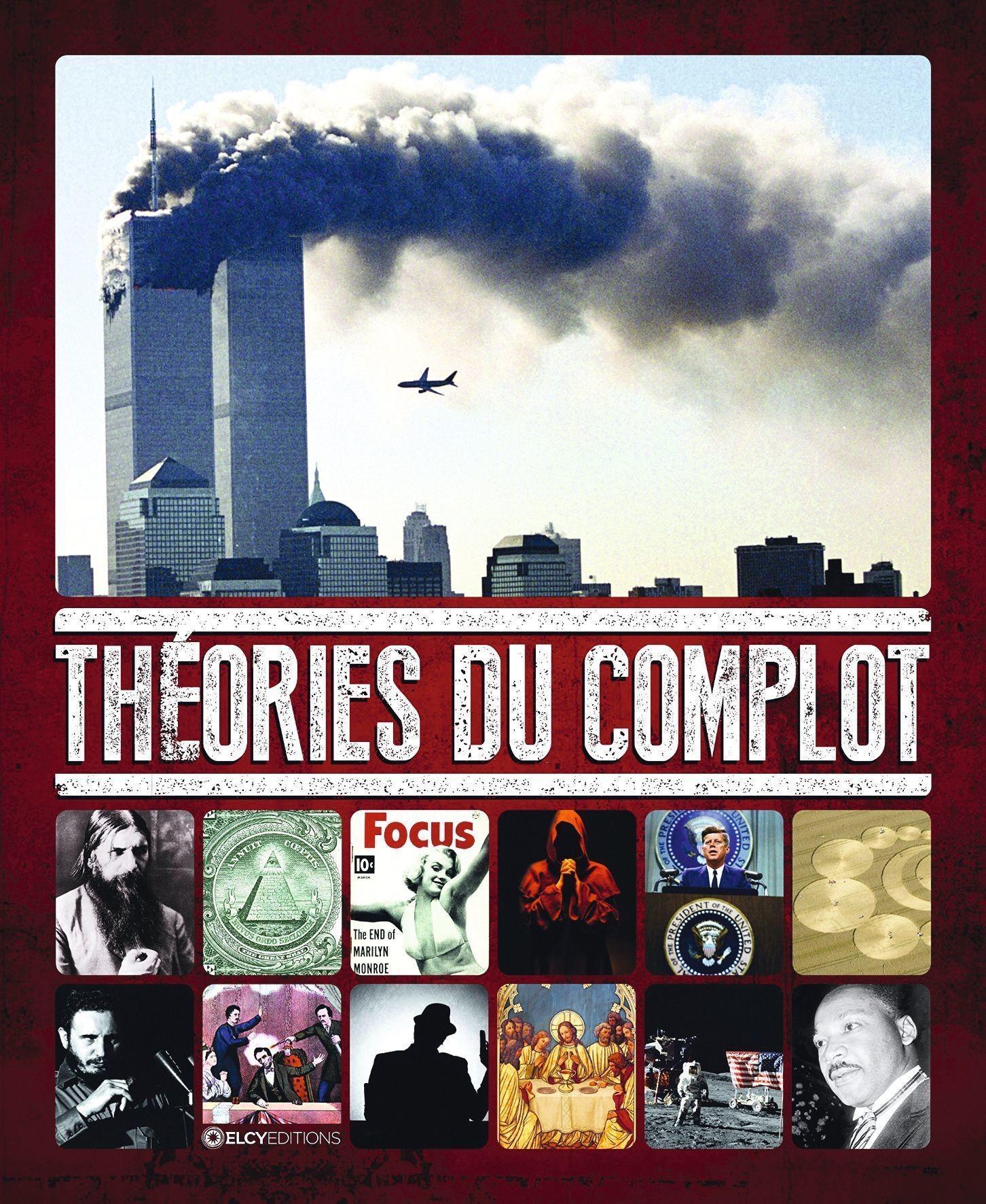 Couverture de l'ouvrage de Will Bryan, Théories du complot, 2014