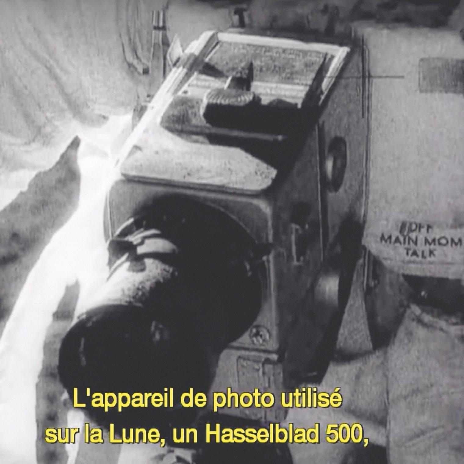 Captures d'écran du film de William Karel, 2002