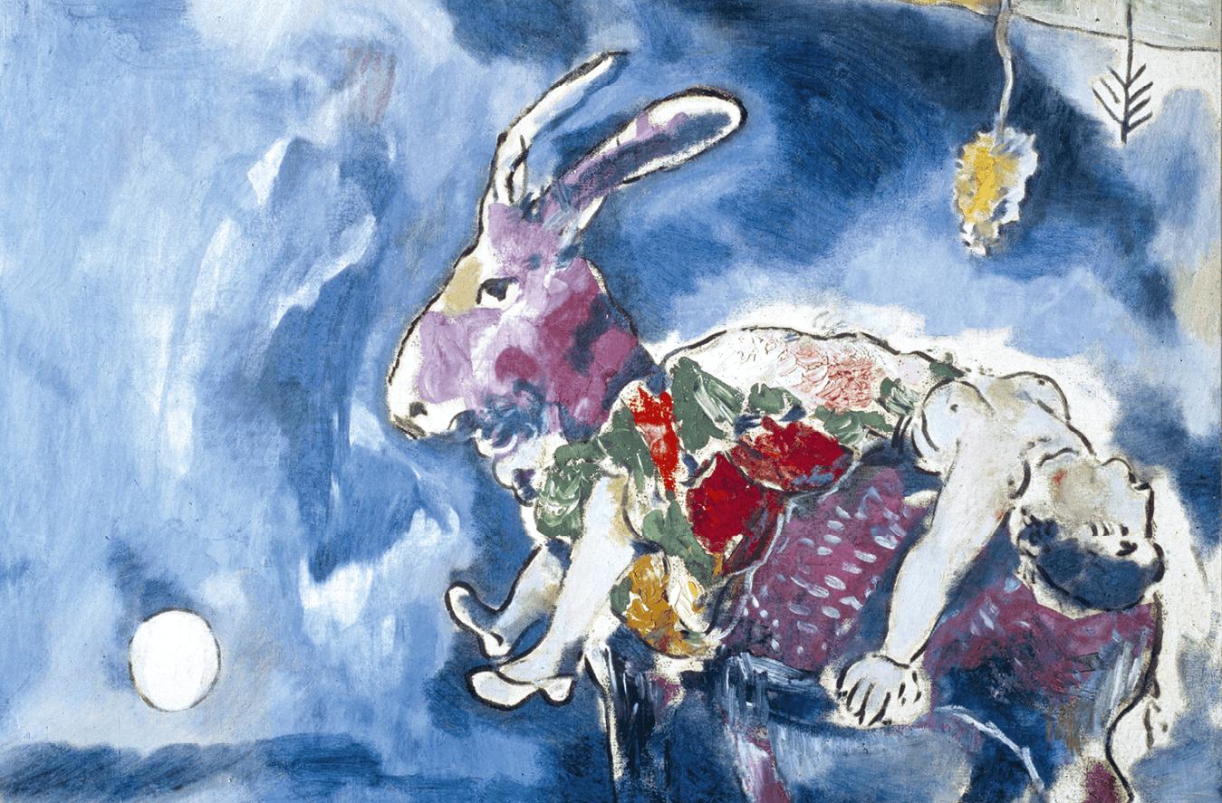Marc Chagall, Le rêve