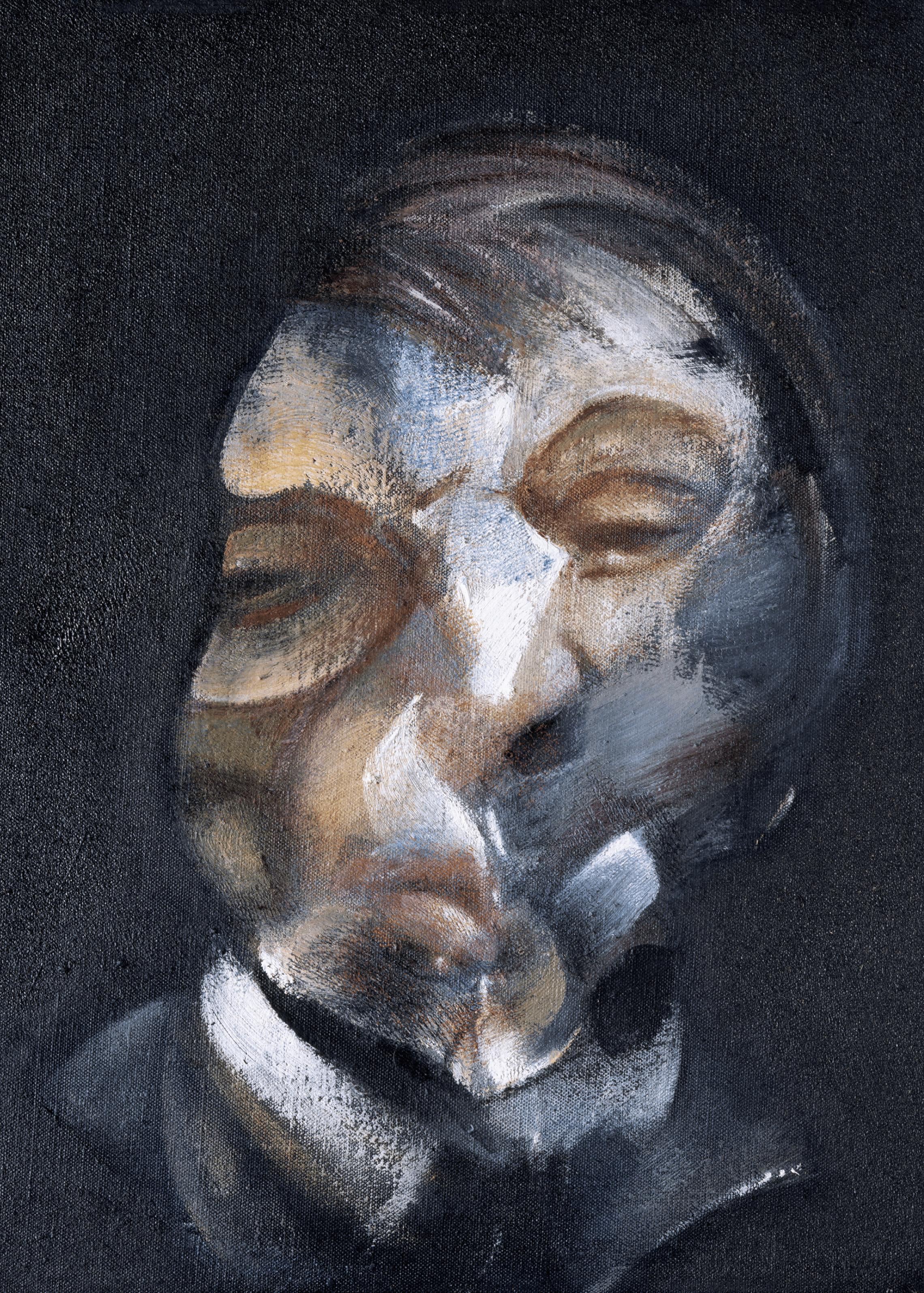 Self portrait, Francis Bacon