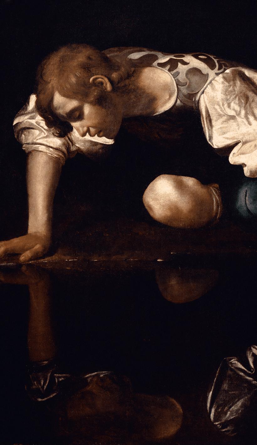 Le Caravage, Narcisse