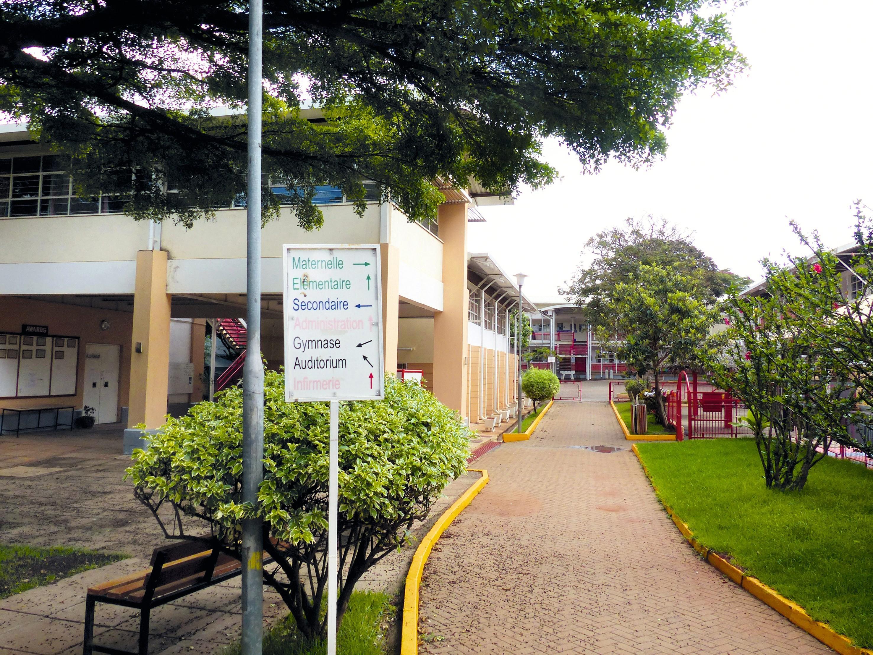 Le lycée français de Nairobi