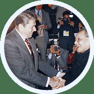 Ronald Reagan et Deng Xiaoping : deux acteurs majeurs d'un nouveau capitalisme