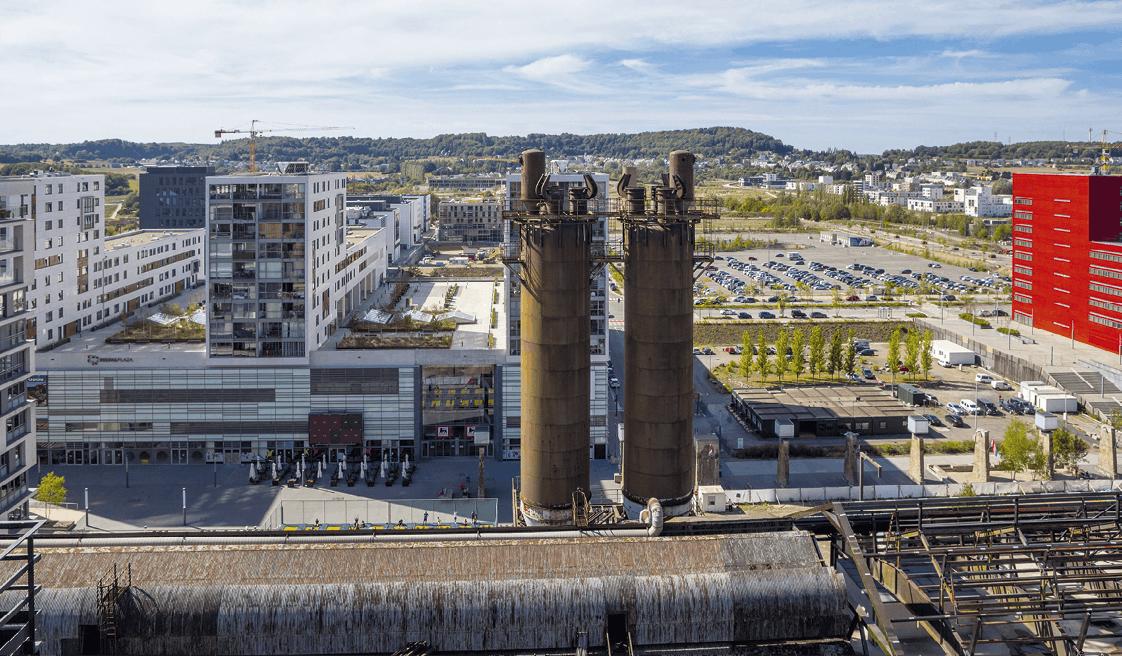 Campus d'Alzette-Belval