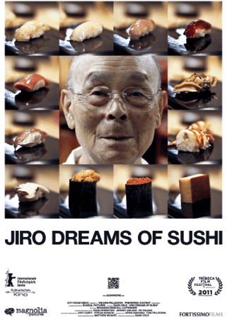 David Gelb, Jiro Dreams of Sushi, 2012