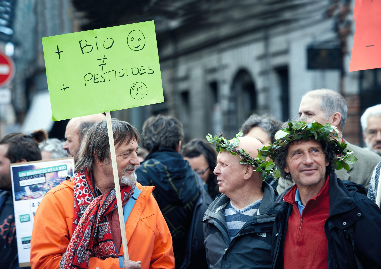 Manifestation agriculteurs