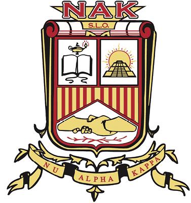 Logos for Nu Alpha Kappa