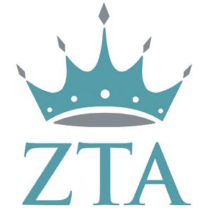 Logo for Zeta Tau Alpha