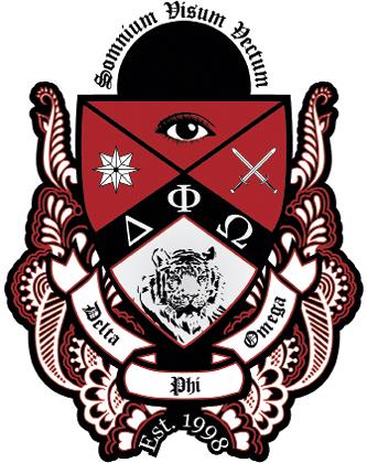 Logos for Delta Phi Omega