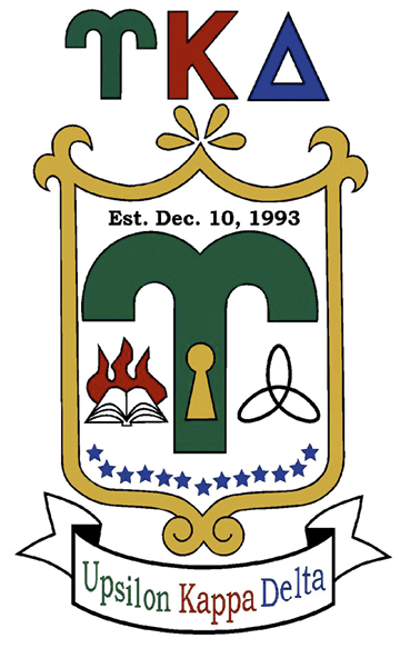 Logos Upsilon Kappa Delta