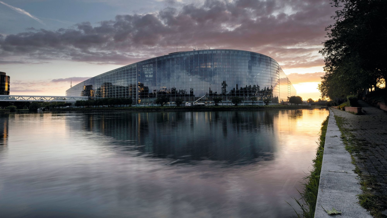 Le Parlement européen (Strasbourg)