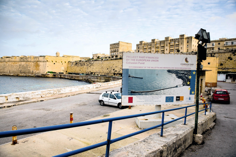 Financement européen Malte