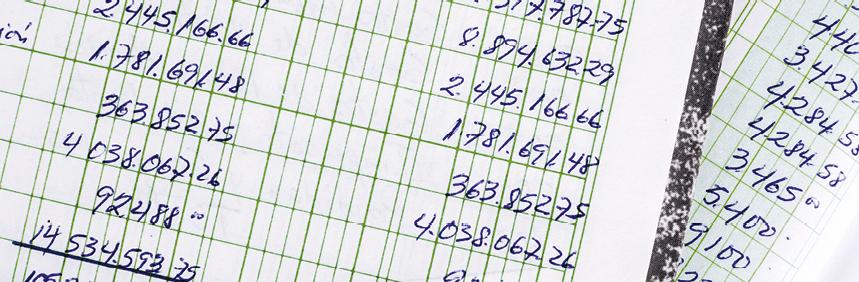livres de comptabilité