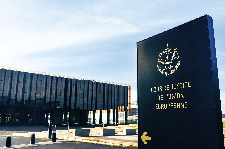 Cour de justice de l'Union européenne, Luxembourg
