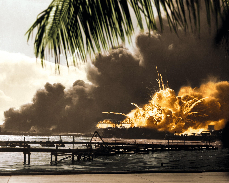 Contexte Chapitre 3 - Attaque de Pearl Harbor