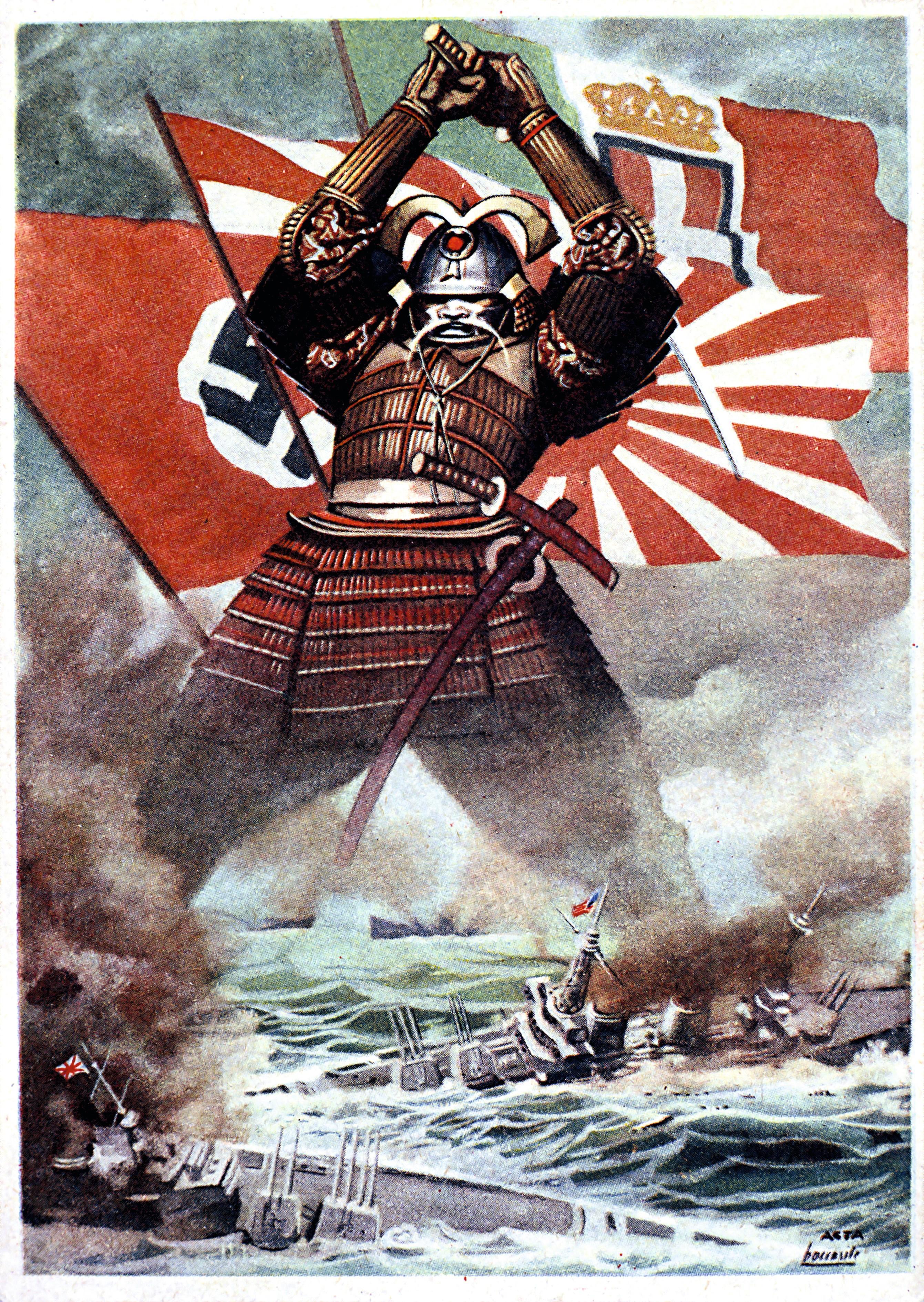 Chapitre 3 Propagande Japon
