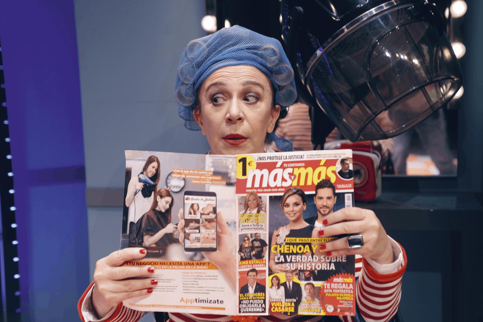Imagen de la comedia policíaca Pels pèls, 2017