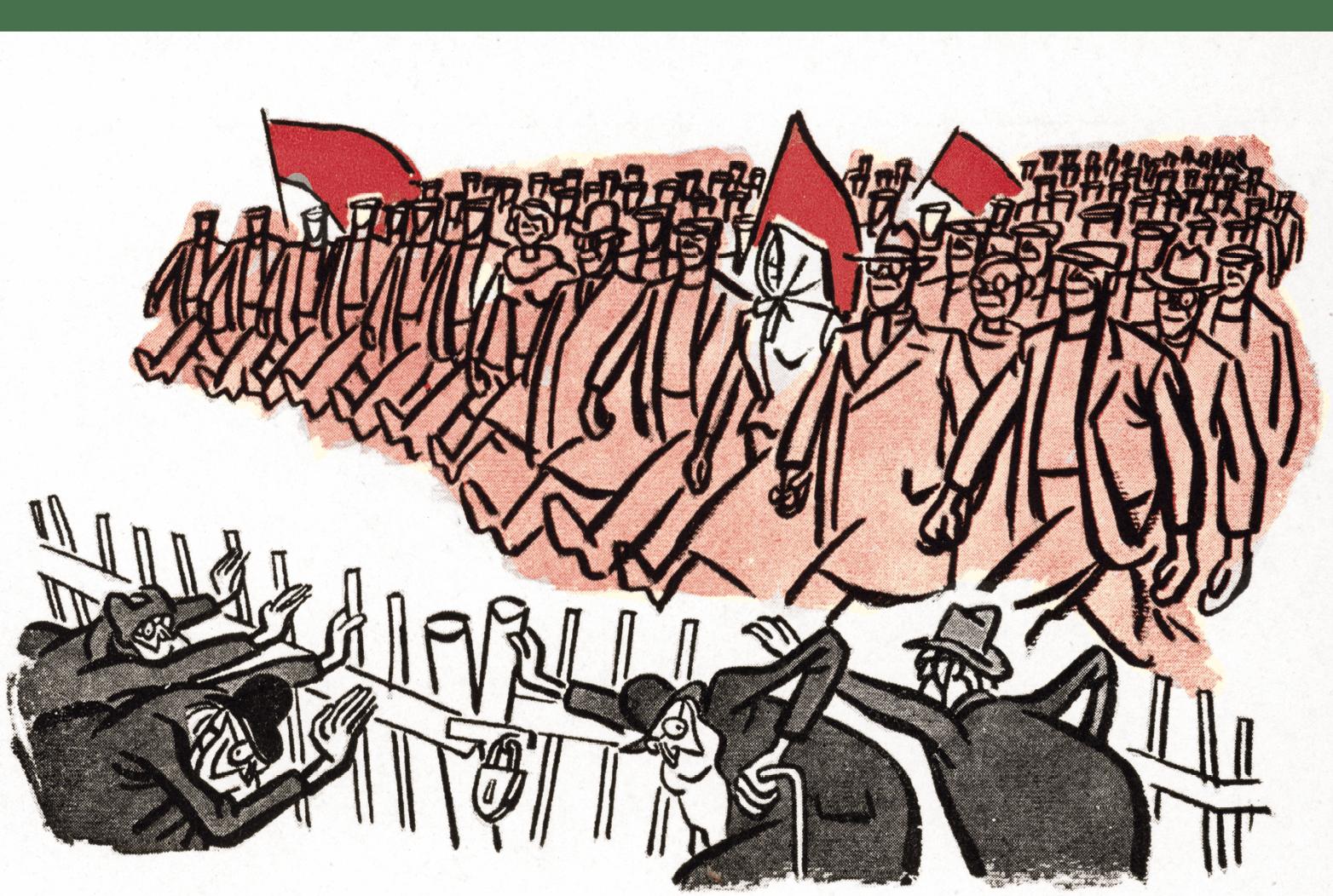 Une révolution populaire ?