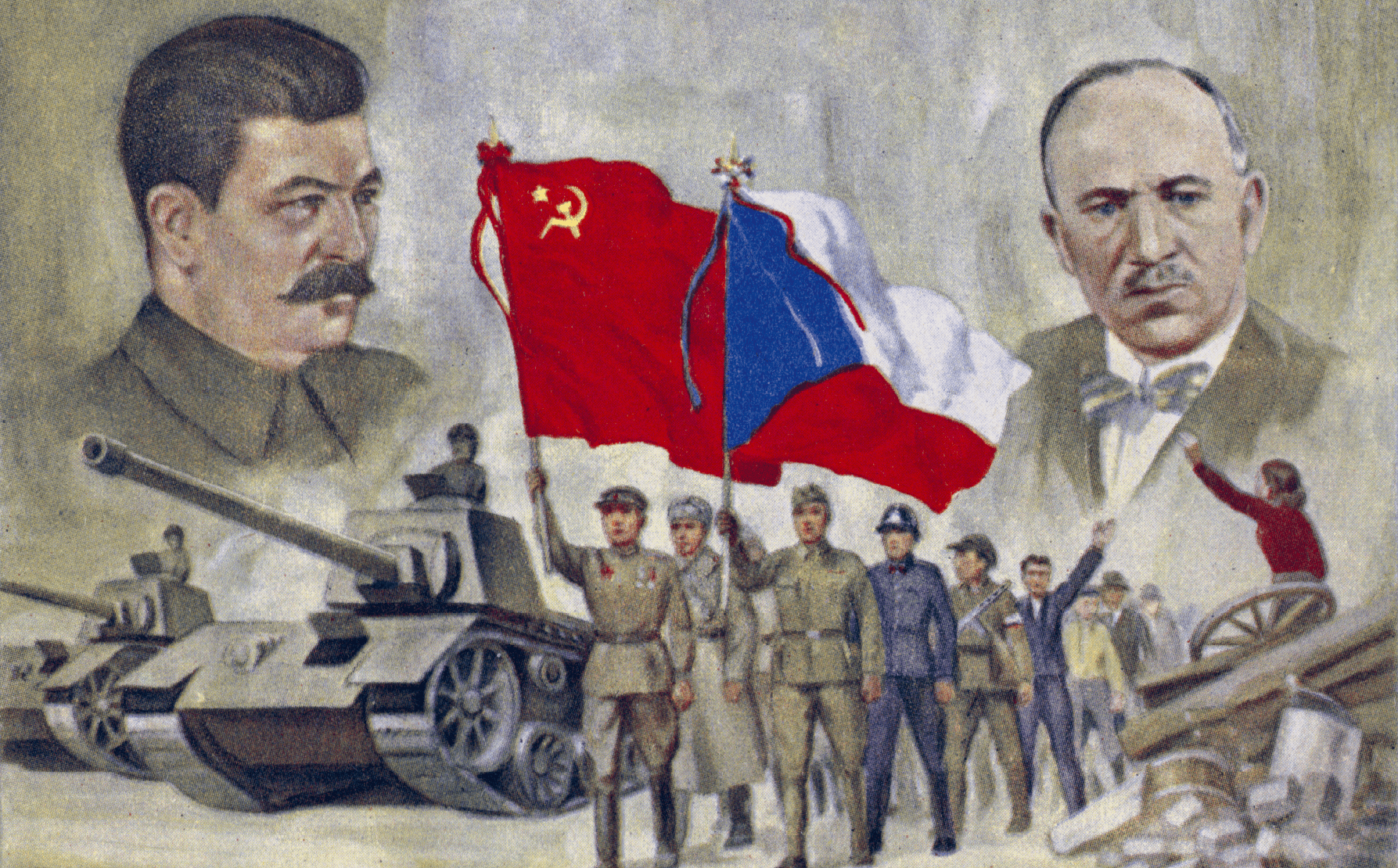 L'URSS libératrice