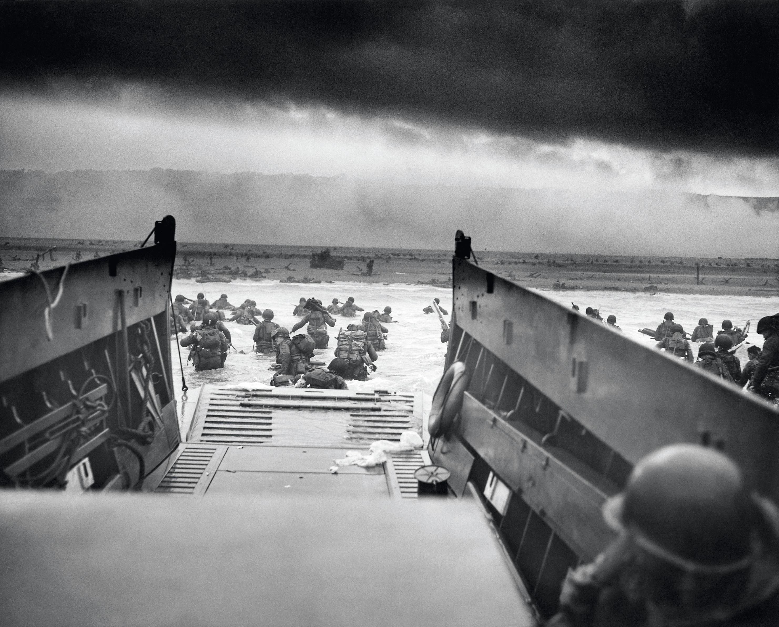 Chapitre 3 Assaut Debarquement