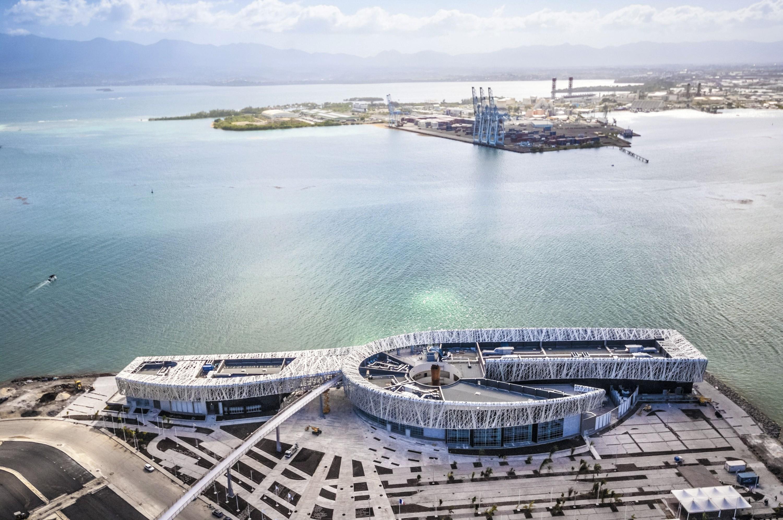 La reconversion du port de Pointe-à-Pitre pour le tourisme