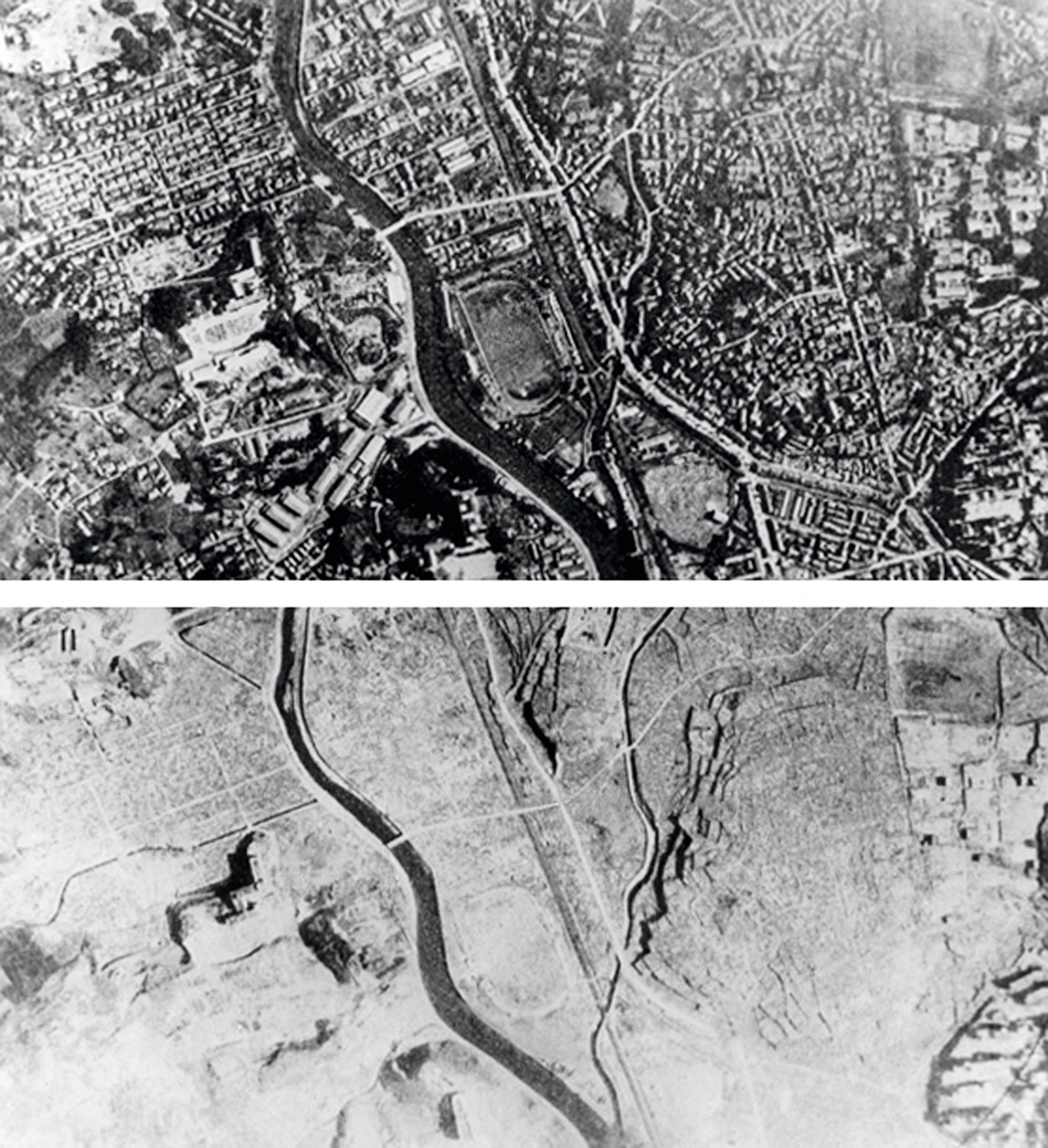 Point de passage 2 - Nagasaki Avant Apres